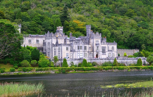 Kylemore-Abbey.