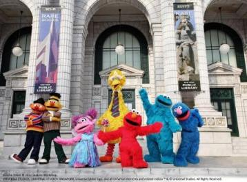 New York - Sesame Street - Stage Show - When I Grow Up