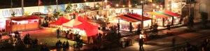 Silo Park market