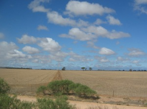 Ghan Big skies