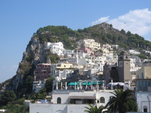 capri main town