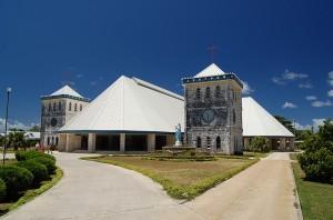 tonga church