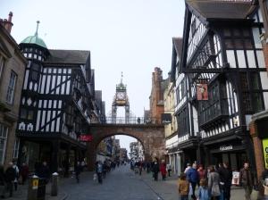 Chester centre