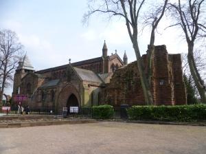 St. John the Baptist Church 689AD