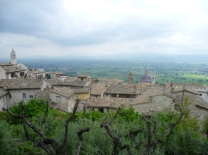assisi scenery