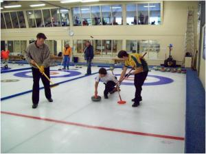 curling indoor