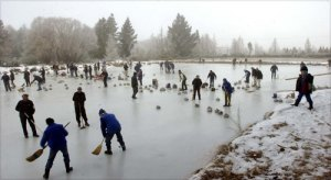 curling naseby