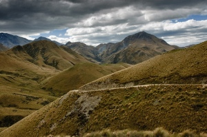 Dansys Pass Road, South Canterbury, New Zealand