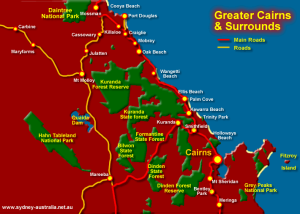tropical-north-cairns-map