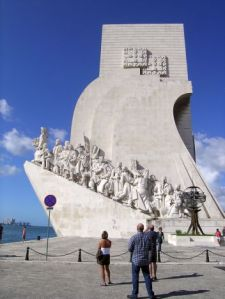 Monument to the Discoveries, Belém, Lisbon