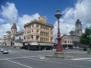 Ballarat main street