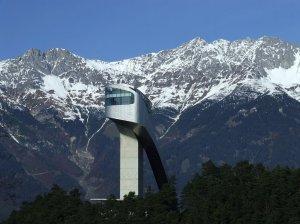 Bergisel Ski Jump.