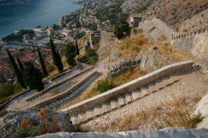 Kotor Fortifications