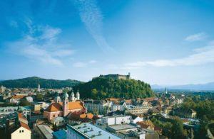 Castle View  Ljubljana