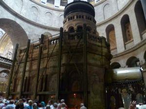 Christs tomb