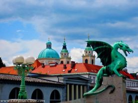 Slovenia dragon