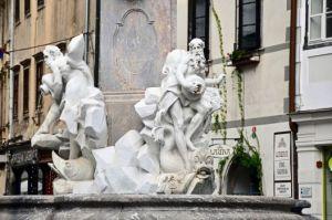 the robba fountain ljubljana