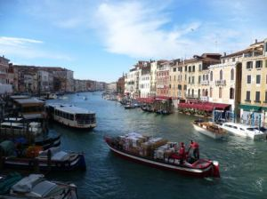 Grand Canal pageant