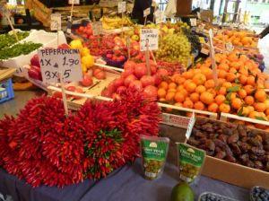 Rialto fruit market