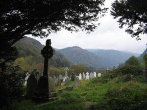 glendalough celtic cross