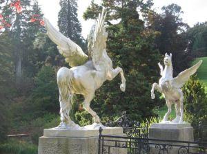 powerscourt statuary