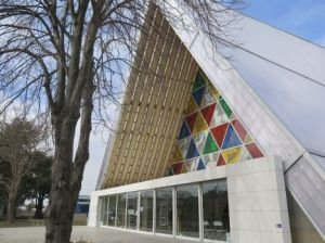 transitional cathedral