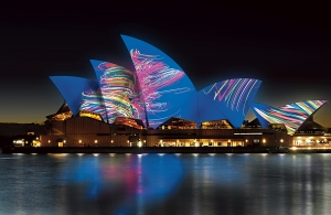 The Sydney Opera House by Jack Atley
