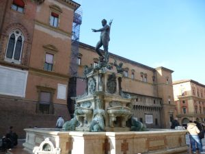Neptune fountain 1